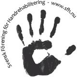 Svensk Förening för Handrehabilitering Logo